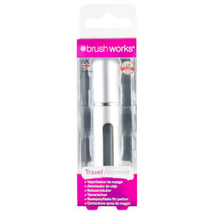 brushworks Travel Perfume Atomiser