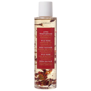 KORRES Natural Wild Rose Vitamin C Cleansing Oil 150ml