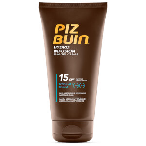 Piz Buin Hydro Infusion Sun Gel Cream SPF 15 150ml