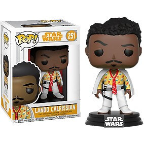 Star Wars Solo Lando EXC Pop! Vinyl Figure