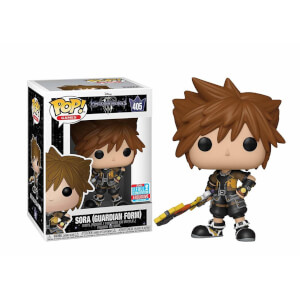 Disney Kingdom Hearts 3 Sora Guardian Form EXC Pop! Vinyl Figure