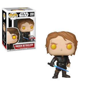 Star Wars Dark Side Anakin EXC Pop! Vinyl Figure