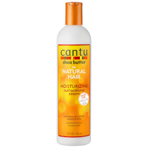 Cantu Shea Butter for Natural Hair Moisturizing Curl Activator Cream 355 ml