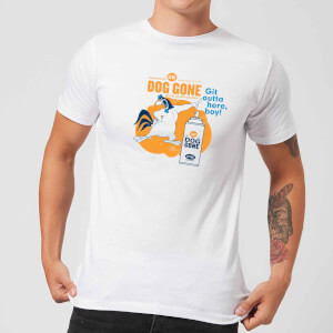 Looney Tunes ACME Dog Gone Men's T-Shirt - White