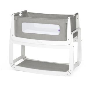 SnüzPod3 Bedside Crib - Dusk Grey
