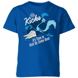Looney Tunes ACME Kicks Kids' T-Shirt - Royal Blue