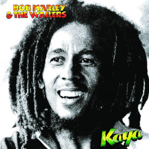 Bob Marley & the Wailers - Kaya 12 Inch LP