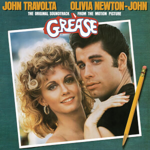 Various Artists - Grease L.P. SET