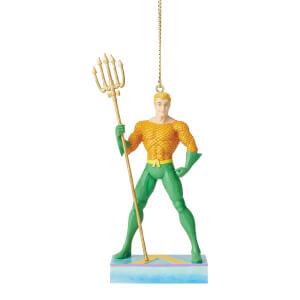 DC Comics by Jim Shore Aquaman Hanging Ornament 11.0cm