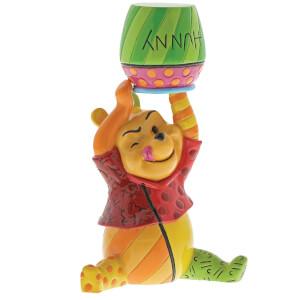 Disney Britto Winnie the Pooh Figurine 9.0cm
