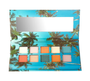 Barry M Cosmetics Island Hopper Eye Shadow Palette