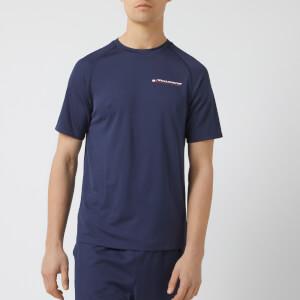 Tommy Hilfiger Sport Men's Short Sleeve T-Shirt - Sport Navy