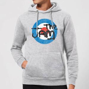 The Jam Target Logo Hoodie - Grey
