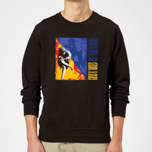Guns N Roses Use Your Illusion Sweatshirt - Schwarz