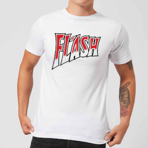 Queen Flash Men's T-Shirt - White