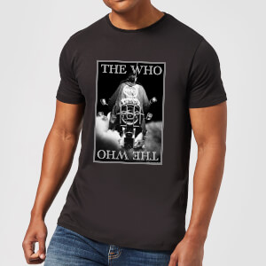 The Who Quadrophenia Herren T-Shirt - Schwarz