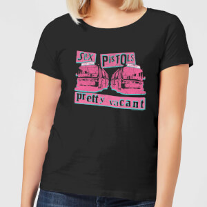 Sex Pistols Pretty Vacant Women's T-Shirt - Black