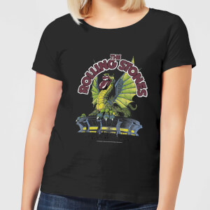 Rolling Stones Dragon Tongue Women's T-Shirt - Black