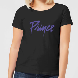 Prince Name Women's T-Shirt - Black