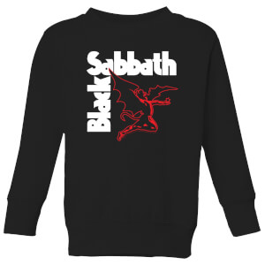 Black Sabbath Creature Kinder Sweatshirt - Schwarz