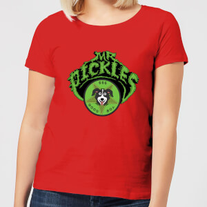 Mr Pickles Logo Women's T-Shirt - Red