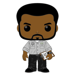 The Office - Darryl Philbin Pop! Vinyl Figur