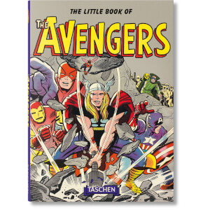The Little Book of Avengers (Paperback)