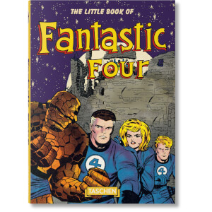 The Little Book of Fantastic Four (Taschenbuch)