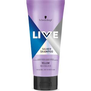 Schwarzkopf LIVE Silver Shampoo