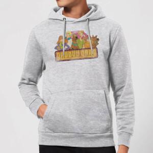 Scooby Doo Groovy Gang Hoodie - Grey
