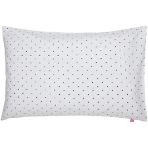 Joules Cottage Garden Border Stripe Standard Pillowcase - Navy