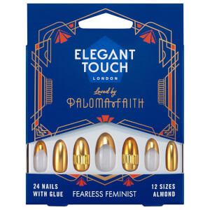 Elegant Touch X Paloma Faith Nails - Fearless Feminist
