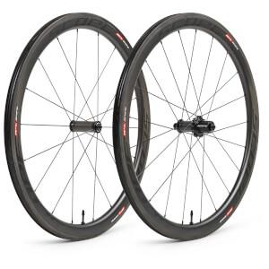 Scope R4 Carbon Clincher Wheelset - Ceramic Speed