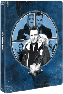 Cold Pursuit 4K Ultra HD (includes Blu-ray)  - Zavvi Exclusive Steelbook