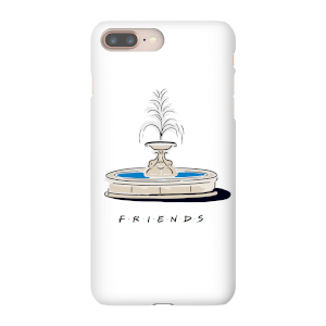 Coque Smartphone Fontaine - Friends pour iPhone et Android