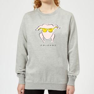 Friends Turkey Women's Sweatshirt - Grey