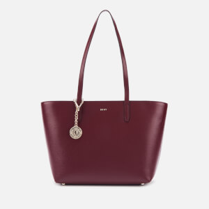 4700f1984 DKNY Women's Bryant Medium Tote Sutton Bag - Blood Red