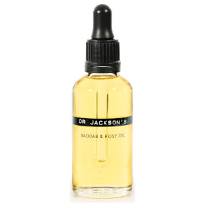 Dr. Jackson's Natural Products Baobab and Rose Oil 50ml