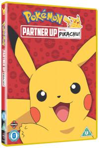 Pokemon - Partner up with Pikachu!