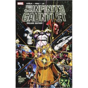 Infinity Gauntlet: Deluxe Edition (Paperback)