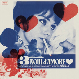 Four Flies Records - 3 Notti D'amore (3 Nights Of Love) LP