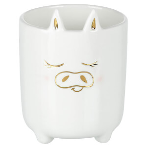Parlane Porcelain Pig Planter from I Want One Of Those