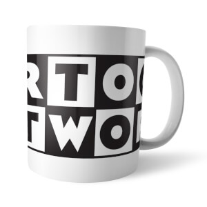 Cartoon Network Logo Mug