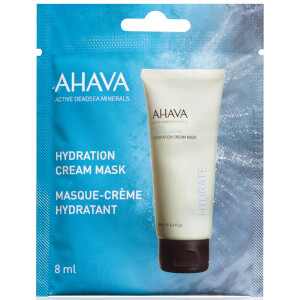 AHAVA Single Use Hydration Cream Mask 8ml