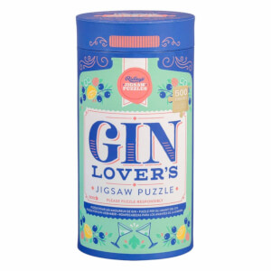 Ridley's Gin Lover 500 Piece Jigsaw Puzzle