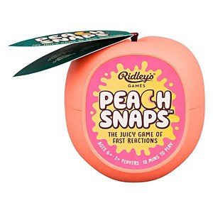 Ridley's Games Peach Snaps Card Game