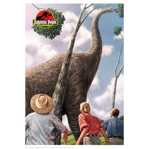 Jurassic Park (Look at that) Print