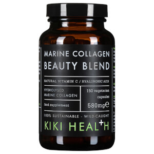 KIKI Health Marine Collagen Beauty Blend Vegicaps (150 Vegicaps)