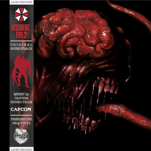Laced Records - Resident Evil 2 (Original Soundtrack) 2xLP
