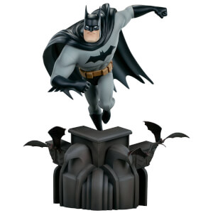 Sideshow Collectibles DC Animated Series Collection Statue Batman 40 cm